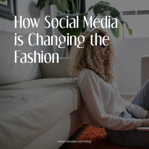 How Social Media Is Changing Fashion