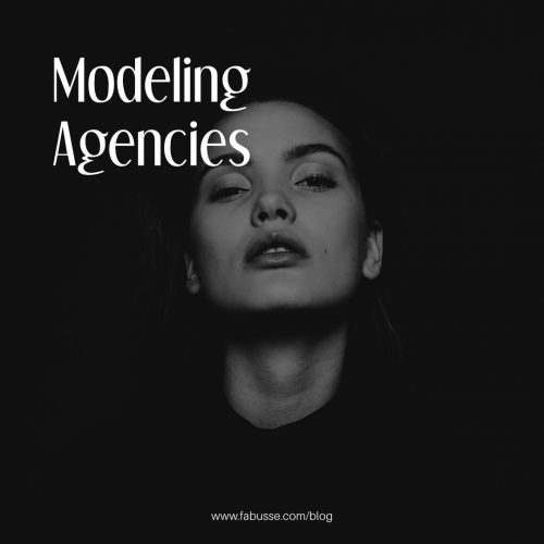 Modeling Agencies, Their Importance In The Fashion Industry
