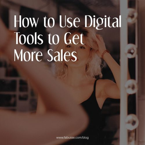 How To Use Digital Tools To Get More Sales