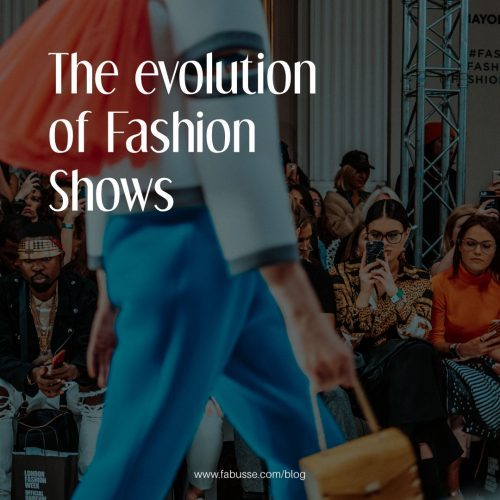 The Evolution Of Fashion Shows Around The World