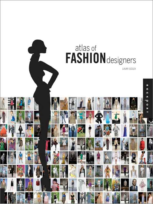 Atlas Of Fashion Designers