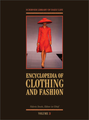 Encyclopedia Of Clothing