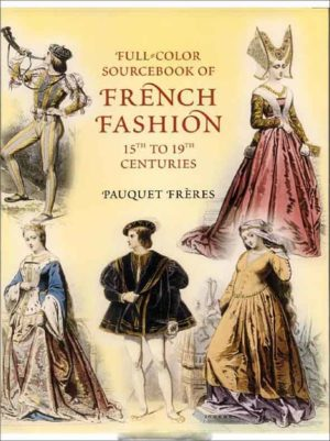Sourcebook Of French Fashion