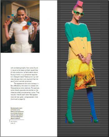 The Language Of Fashion Design