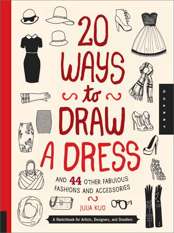 20 Ways To Draw A Dress