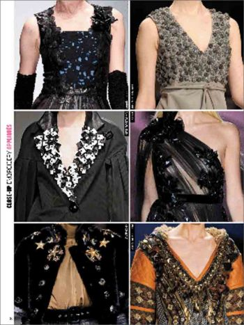 Close-Up Embroidery Women-W 2012-13