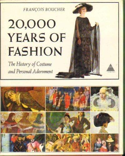 20,000 Years of Fashion