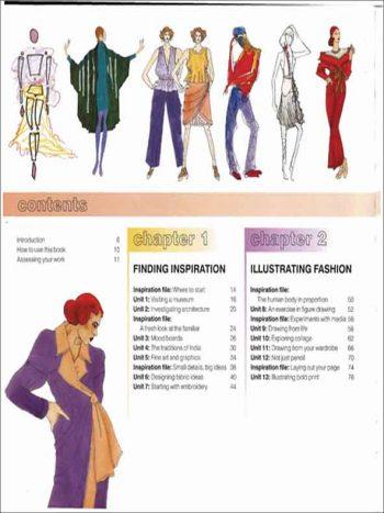 Fashion Design Drawing