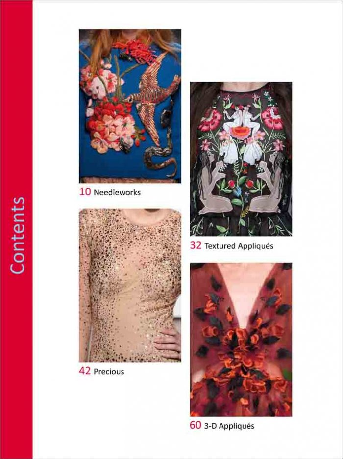 Close-Up Embroidery Women-W 2015-16