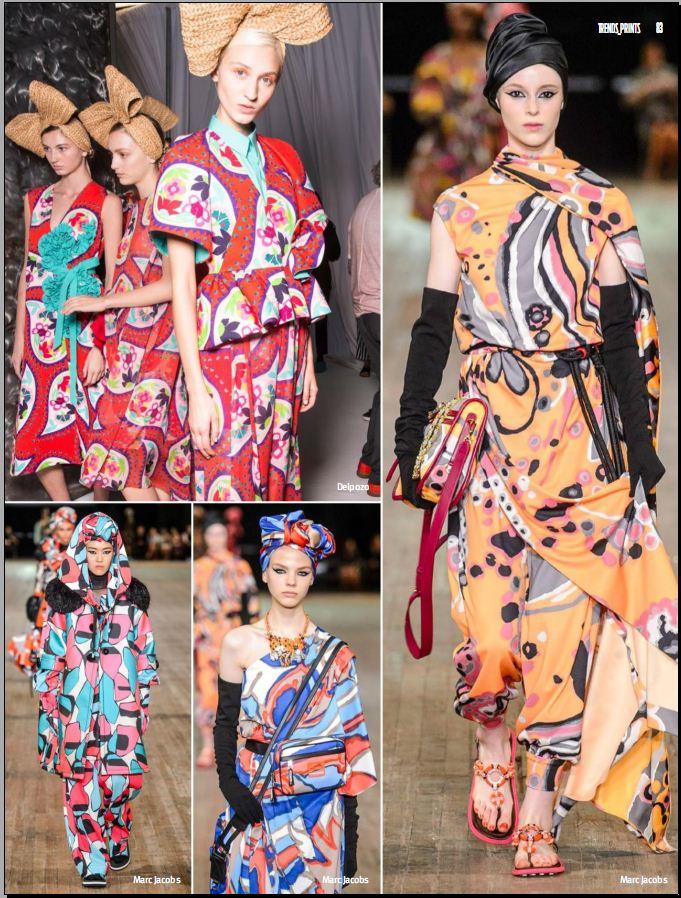 Collezioni Donna pret-a-porter 176 Milano New York SS 2018