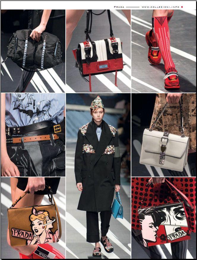 Collezioni Accessori Spring/Summer 2018 Fashion Shows No. 90