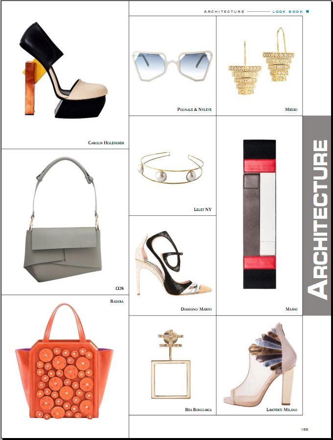 Collezioni Accessori Spring/Summer 2017 Brand Collection No. 87