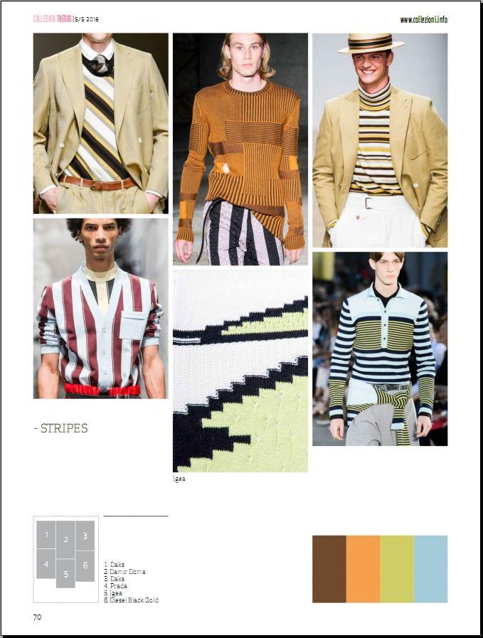 Collezioni Trends 122 SS 2019