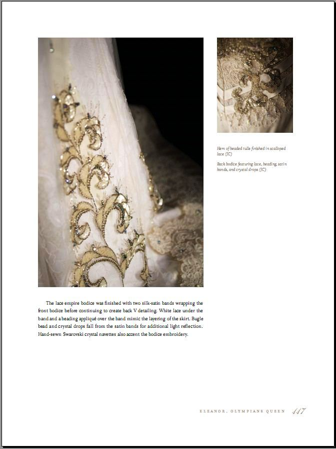 Designing in Ivory and White