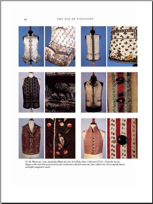 The Age of Napoleon Costume