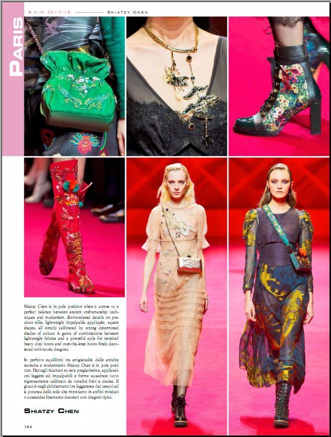 Collezioni Accessori Autumn/Winter 2017-2018 Fashion Shows No. 88