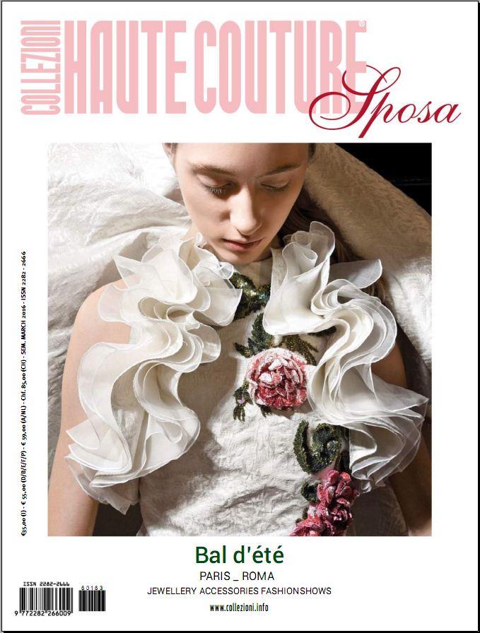 Collezioni Haute Couture & Sposa 163 Spring/Summer 2016
