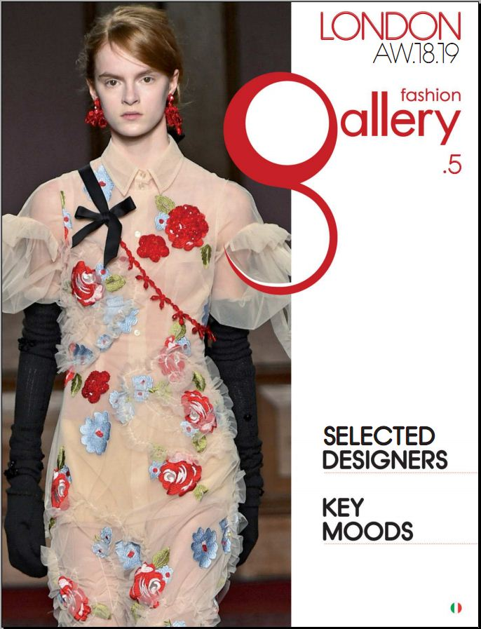 FASHION GALLERY LONDON N5 Autumn/Winter 2018/2019