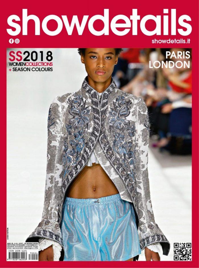 Showdetails Paris London 24 Women Collections Spring/Summer 2018