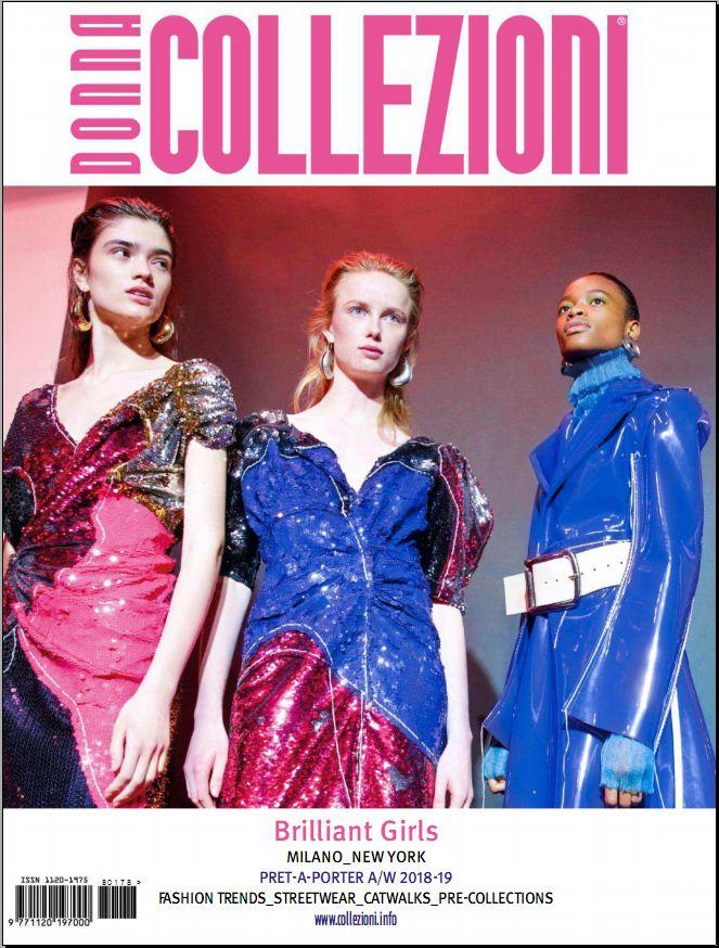 Collezioni Donna Prêt-à-porter 178 MilanoNew York AW 18-19