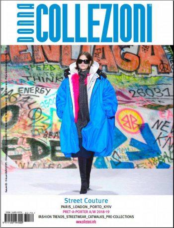 Collezioni Donna Prêt-à-porter 179 Paris London AW 18/19