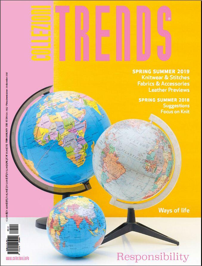 Collezioni Trends 122 Spring/Summer 2019