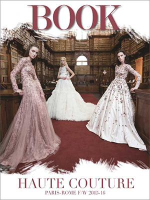 Book Moda Haute Couture F/W 2015-16