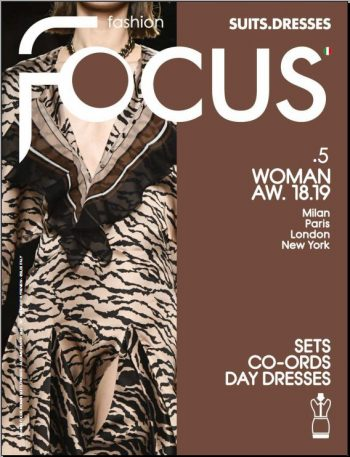 FASHION FOCUS SUITS.DRESSES WOMAN N5 AW18.19