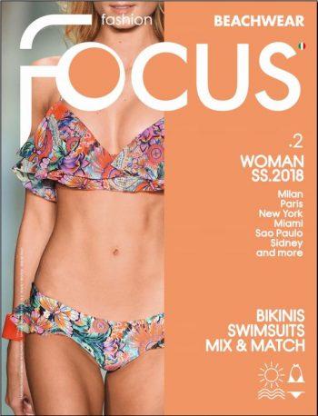 FASHION FOCUS BEACHWEAR WOMAN N2 SS.18