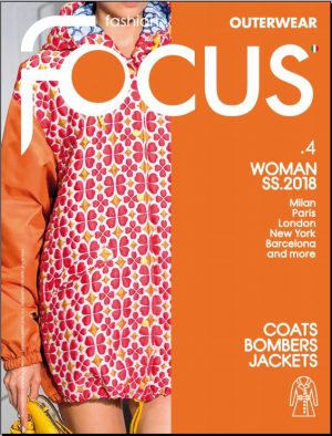 FASHION FOCUS OUTERWEAR WOMAN N4 SS.18