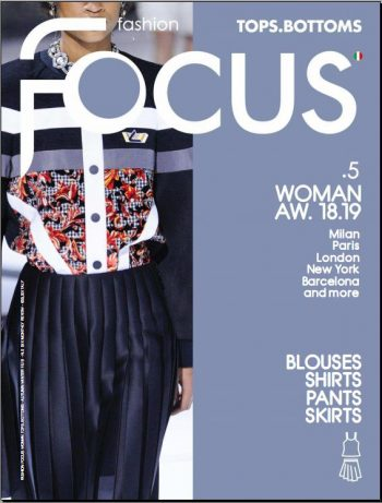 FASHION FOCUS TOPS.BOTTOMS WOMAN N5 AW18.19