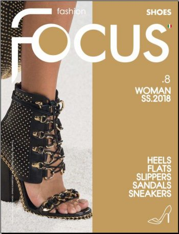 FASHION FOCUS SHOES WOMAN N8 SS.18