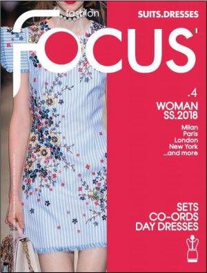 FASHION FOCUS SUITS.DRESSES WOMAN N4 SS.18