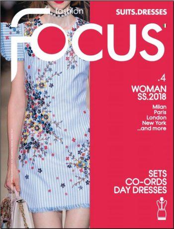FASHION FOCUS SUITS.DRESSES WOMAN N4 SS.18