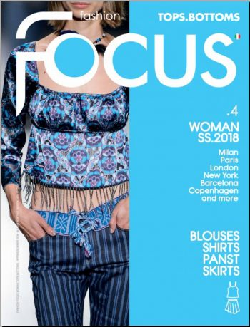 FASHION FOCUS TOPS.BOTTOMS WOMAN N4 SS.18