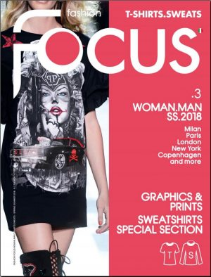 FASHION FOCUS T-SHIRT W-M N3 SS.18