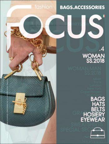 FASHION FOCUS BAGS.ACCESSORIES WOMAN N4 SS.18