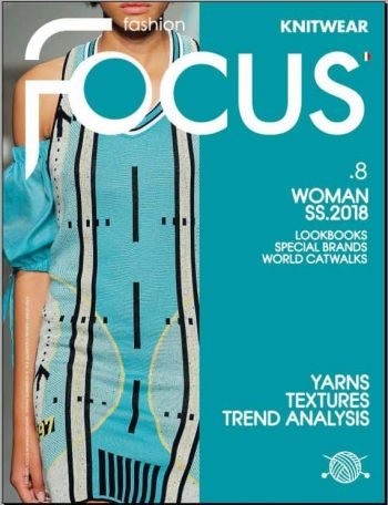FASHION FOCUS KNITWEAR WOMAN N8 SS.18 DIGITAL ISSUE