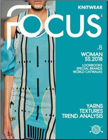 FASHION FOCUS KNITWEAR WOMAN N8 SS.18 DIGITAL ISSUE