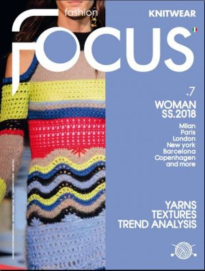 FASHION FOCUS KNITWEAR WOMAN N7 SS.18