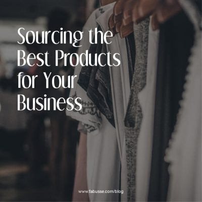 Sourcing The Best Products For Your Business