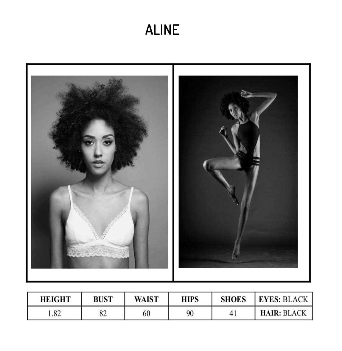Model Aline Portfolio