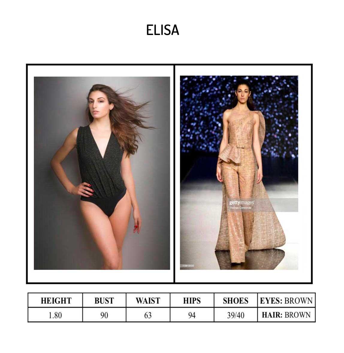 Model Elisa Portfolio