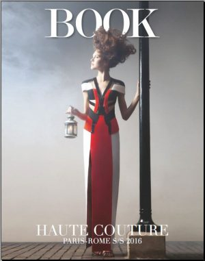 Book Moda Haute Couture Paris-Rome SS 2016