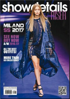 Showdetails Riser Milano Spring Summer 2017