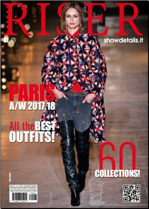 Showdetails Riser Paris AW2017-18
