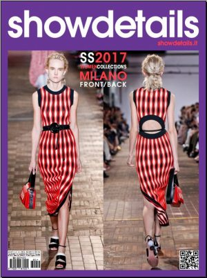 SHOWDETAILS MILANO FRON-BACK SPRING SUMMER 2017