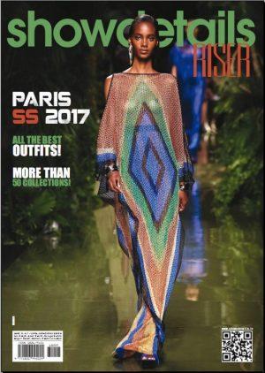 SHOWDETAILS RISER PARIGI 07 S-S 2017