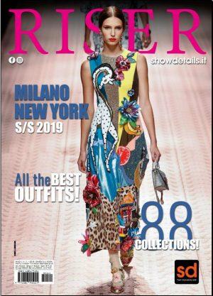 SHOWDETAILS RISER MILANO Spring – Summer 2019