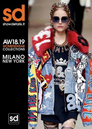 Showdetails Milano New York 26 Women Collection Autumn Winter 2018-19